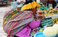 Motifs et couleurs des tissus péruviens