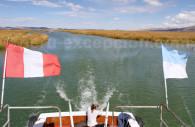 Lac Titicaca – Voyage de noces au Pérou