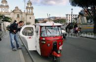 Les transports à Cajamarca