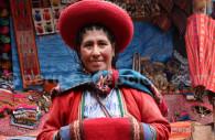 Art textile au Pérou