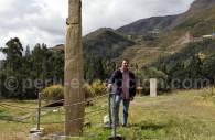Obélisque Tello, Chavin de Huantar