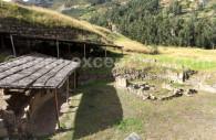 Monument archéologique Chavin de Huantar