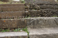 Lieu de culte de la culture Chavin, Pérou