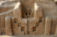 Citadelle de Chan Chan, site Chimu