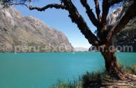 Lagune Llaganuco, Cordillère Blanche