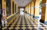 Passage dans le centre de Lima