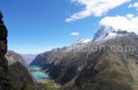 Lagunes de Llaganuco, parc Huascarán