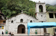 Eglise d'Aguas Calientes
