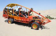 Excursion dans le désert d'Ica