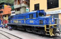 Train d'Aguas  Calientes