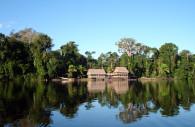 Village amazonien, région de San Martin, Licence CC