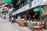 Restaurants d'Aguas Calientes