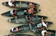 Transport sur le Rio Amazone, Licence CC
