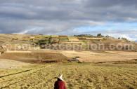Route de Leymebamba à Cajamarca