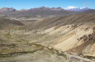 Col de Patapampa, mirador de Los Volcanes