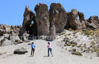 Colonnes de pierres d'Imata, Pérou