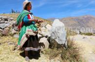 Lari, Vallée de Colca, Pérou
