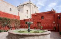Santa Catalina, une ville dans la ville