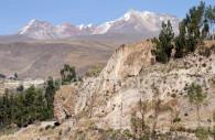 Nevado Hualca Hualca