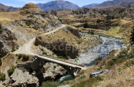 Cañon de Colca, Pérou