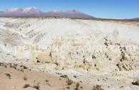 Formations de Puruña, Littoral Sud, Pérou