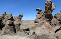 Formations géologiques d'Imata