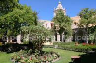 Cours intérieure, Santa Teresa, Arequipa