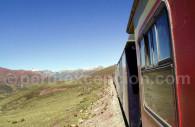Train Lima-Huancayo