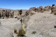 Site d'Imata, Littoral Sud, Pérou