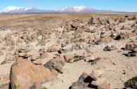Volcans Ampato et Sabancaya