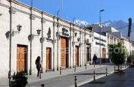 Architecture arequipeña, Pérou
