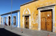 Rue colorée d'Arequipa, Littoral Sud, Pérou