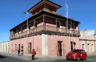 Maison coloniale arequipeña