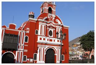 Eglises de Rimac, Lima