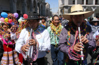 Célébration arequipeña, Pérou