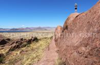 Site Aramu Muru, Lac Titicaca