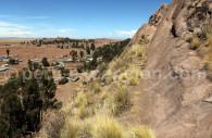 Vue sur Puno, Cerro Jachapataza