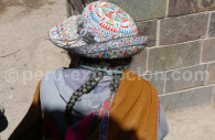Chapeau traditionnel, Vallée de Colca