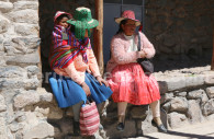 Tenues traditionnelles, Canyon de Colca