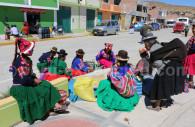 Agence de voyage à Lima, Pérou