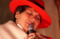 La chanteuse folklorique Martina Portocarrero – Licence CC Flickr