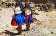 Tenue traditionnelle, Pérou