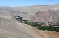 Valle de Majes, Pérou