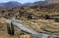 Rio Colca, Pérou