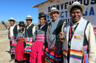 Communauté aymara, Pérou
