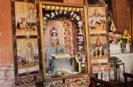 Eglise de Pomata au Pérou