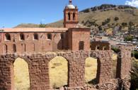Eglise coloniale de Pomata