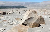 Site de Toro Muerto, Pérou