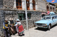 Village du Canyon de Colca