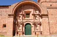 Eglise de l'apôtre Saint Jacques, Pomata